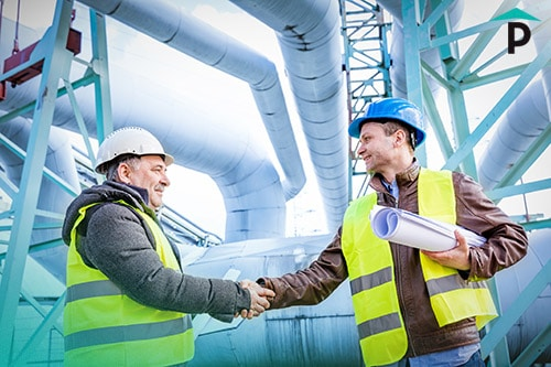 How a commercial construction bond works
